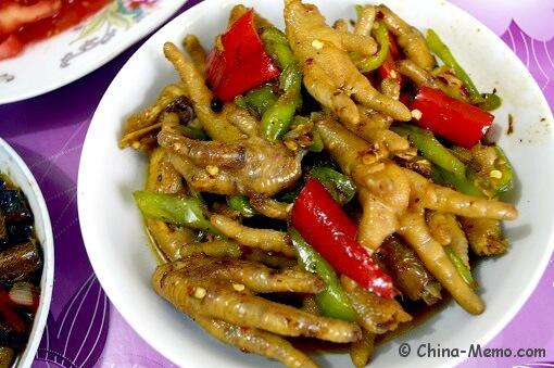 Chinese Chicken Feet