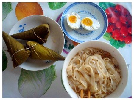 Chinese Duanwu Festival Food (2)