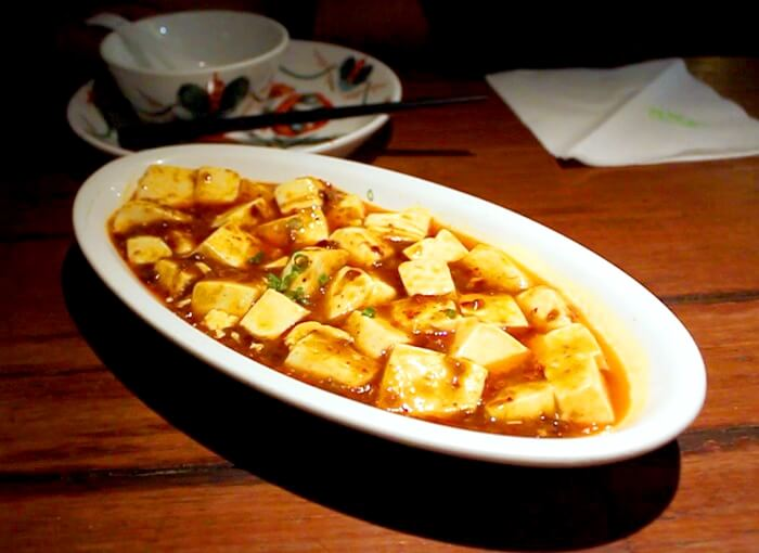 Sichuan Chengdu Mapo Tofu