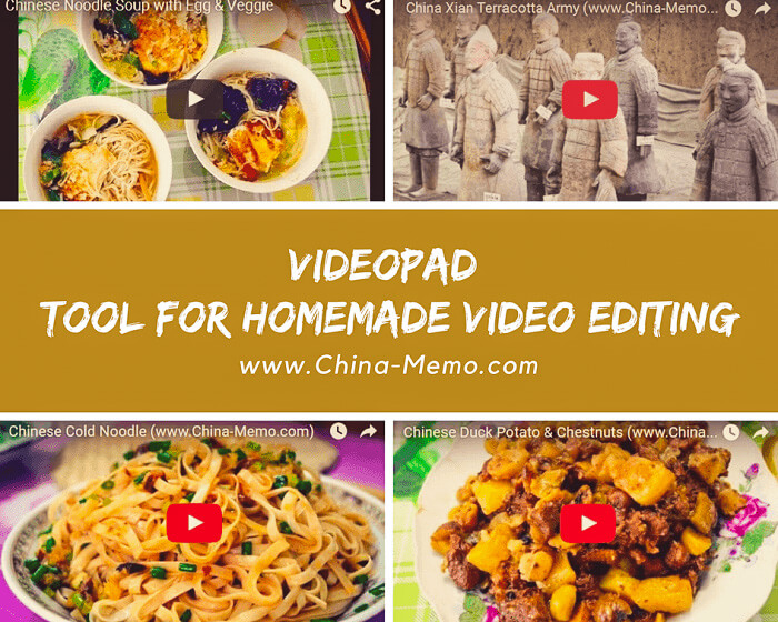 Review VideoPad Video Editing Software