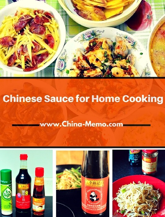 Chinese Sauce for Home Cooking