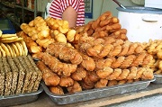 Bijing Huguosi Street Snack Mahua