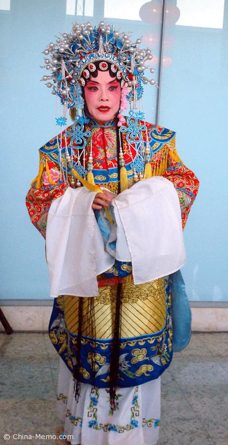 Beijing Opera Character: