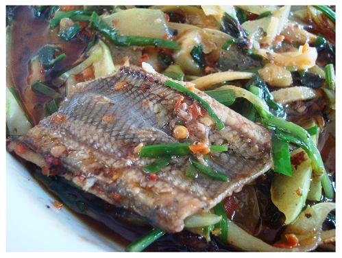 China Hunan Farmhouse Food Eels.