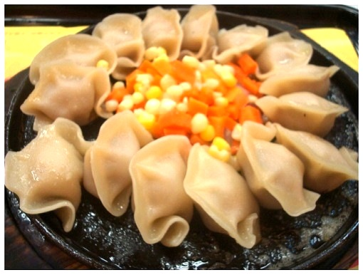 Chinese Pan Fried Dumplings
