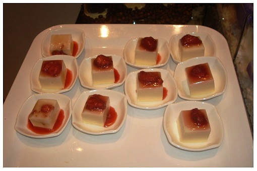 Beijing China National Convention Centre Banquet Dessert-2.
