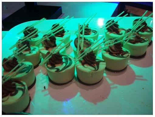 Beijing China National Convention Centre Banquet Dessert.