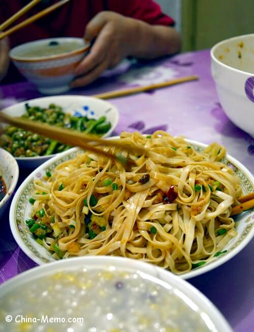 Chinese Cold Noodle