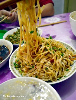 Chinese Colde Noodle