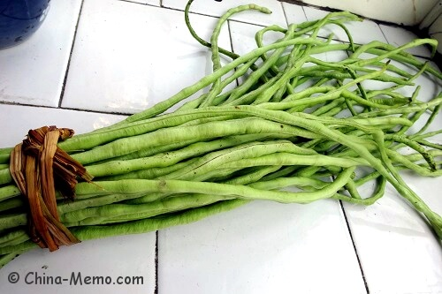 Chinese Long Green Beans