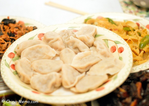 Chinese Homemade Dumplings