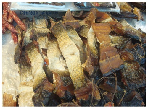 China Hunan Preserved Fish Fillets.