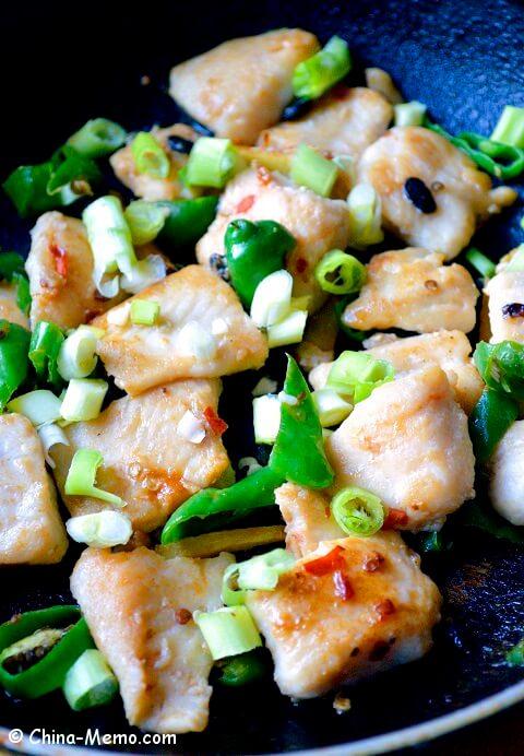 Chinese Pan Fried Fish