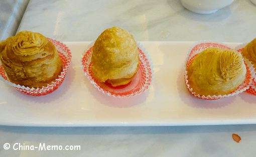 Chinese Pastry.