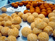 Chinese Sweet Rice Balls