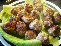 Chinese Sweet Sour Meatballs