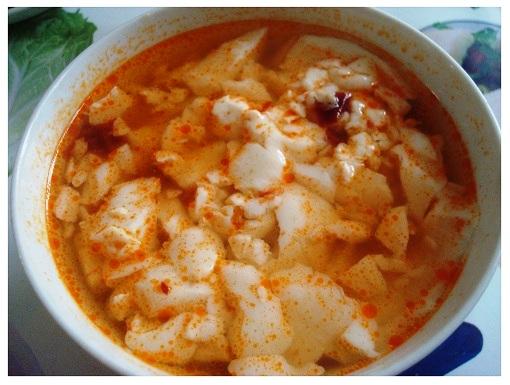 Chinese Tofu Curd