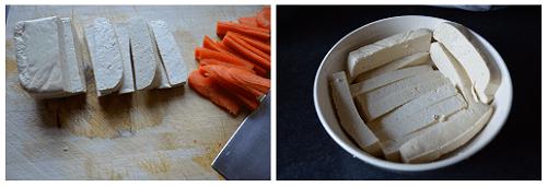 Chinese Tofu Cut.