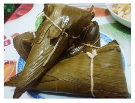Also Rice Dumpling (Zongzi) for Duanwu Festival.