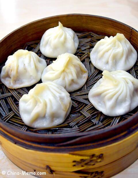 Soup Dumplings (Tang Bao)