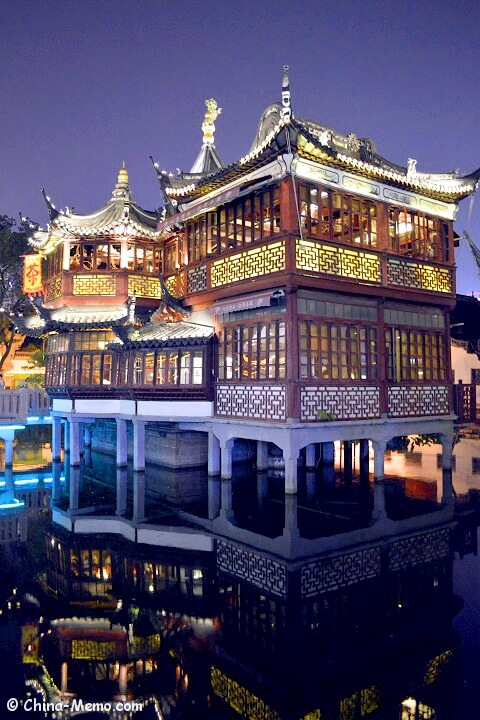 Shanghai Yuyuan Tea House