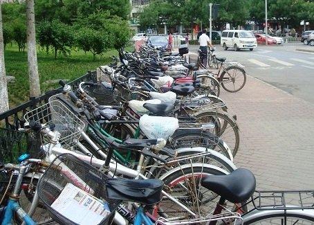 Beijing Bikes.