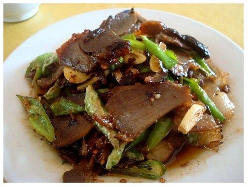 China Hunan Farmhouse Preserved Pork.
