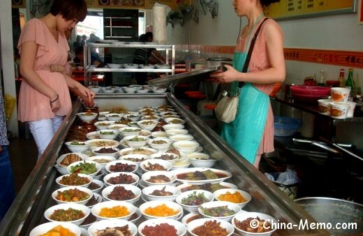 China Hunan Steamed Dishes.