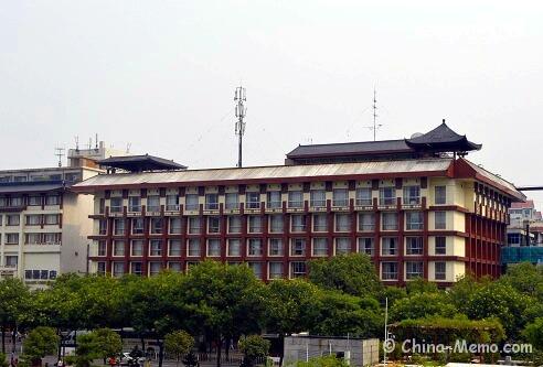 Xian Melody Hotel Building.
