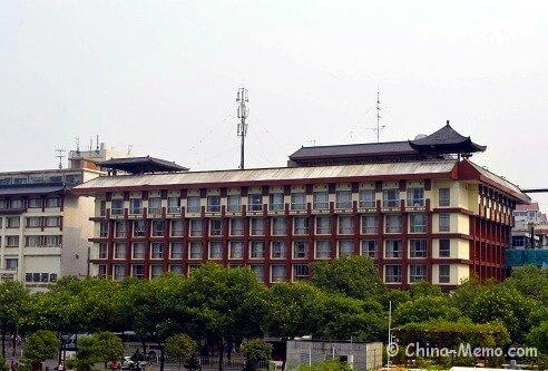 China Xian Melody Hotel.