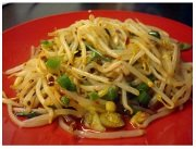 Chinese Spicy Bean Sprout