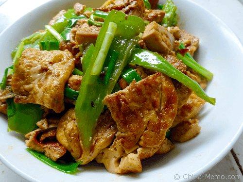 Chinese Cumin Tofu