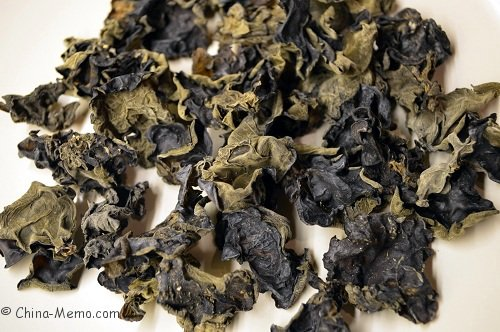 Chinese Dried Black Wood Ears