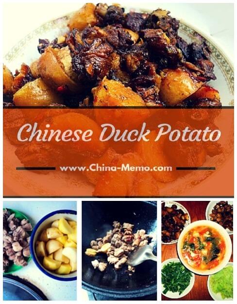 Chinese Duck Potato