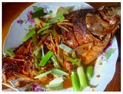 Chinese Red Cooked Carp