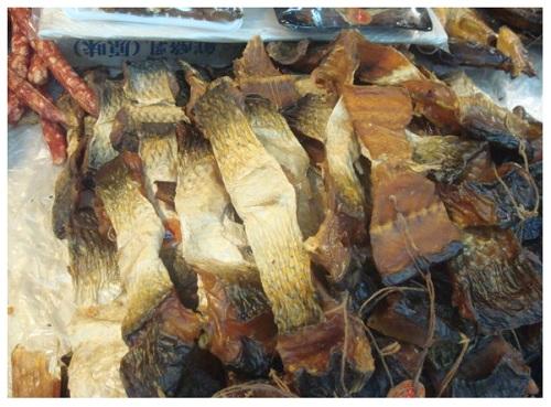 China Hunan Preserved Fish Fillets.