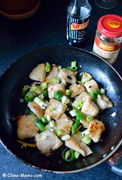 Chinese Sytle Cod Fillet