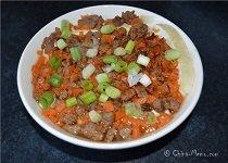 Chinese Steamed Tofu