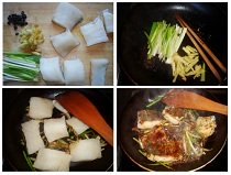 Chinese Style Cod
