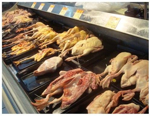 China Food Supermarket Ducks
