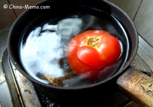 Chinese Tomato Boil