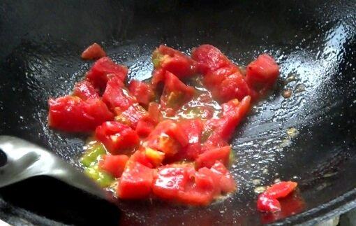 Chinese Tomato Fry