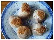 Chinese Rice Dumplings Shao Mai