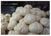 Chinese Steamed Meat Stuffed Buns