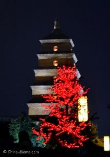Xian Dayan Pagoda