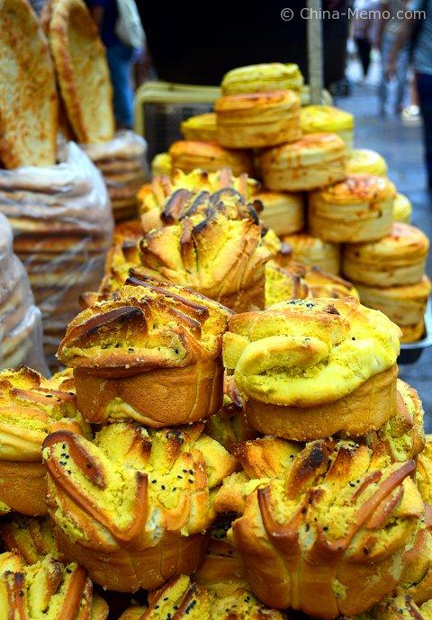 China Xian Muslim Street Muffins